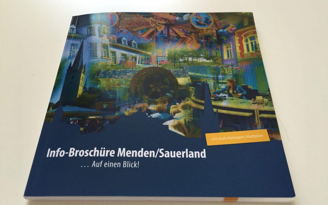 Info-Broschüre Menden (Sauerland)
